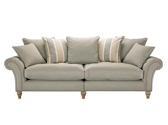 Genial Grand Split Sofa