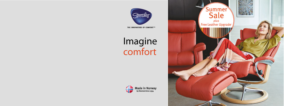 Ekornes Summer Sale