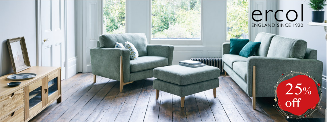 Ercol sofas & armchairs