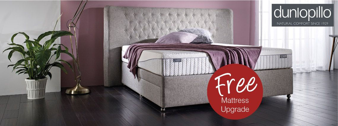 Free Mattress Upgrade