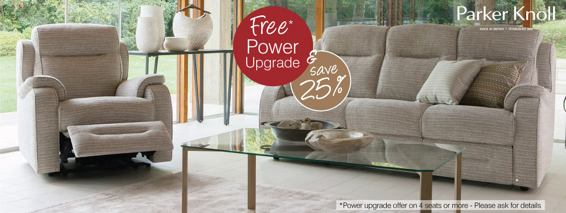 Power Upgrade Offer